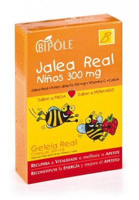 JALEA REAL NIÑOS ( sin conservantes)