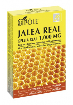 JALEA REAL 1000MG (sin conservantes) 20amp.