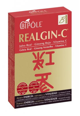 REALGIN-C (sin conservantes) 20amp.