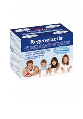 REGENELACTIS Probióticos 20 sobres